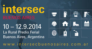 Feria INTERSEC en la Rural